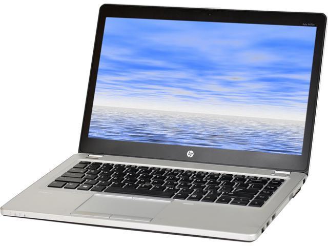Refurbished: HP Grade B Laptop EliteBook Folio 9470M Intel Core i5 3rd Gen  3437U (1 90 GHz) 8 GB Memory 250 GB HDD Intel HD Graphics 4000 14 0