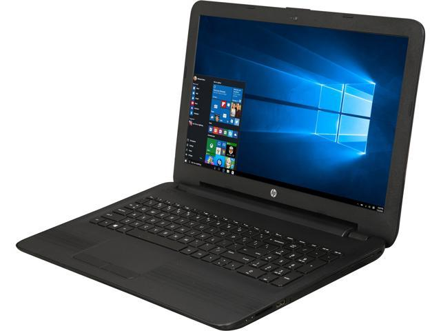 HP Laptop 15-ba009dx AMD A6-Series A6-7310 (2 00 GHz) 4 GB Memory 500 GB  HDD AMD Radeon R4 Series 15 6
