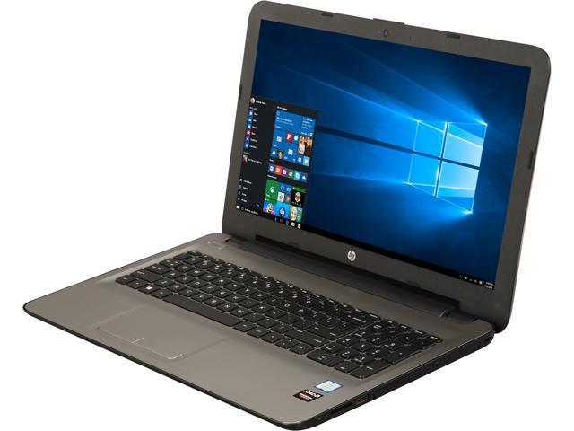 HP Laptop 15-AY197 Intel Core i5 7th Gen 7200U (2 50 GHz) 8 GB Memory 1 TB  HDD AMD Radeon R7 M440 15 6