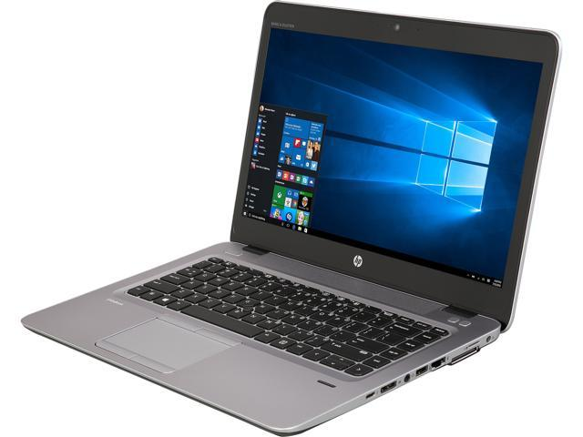 Refurbished: HP Grade A Laptop EliteBook 745 G3 AMD A10-Series A10  PRO-8700B (1 80 GHz) 8 GB Memory 256 GB SSD 14 0