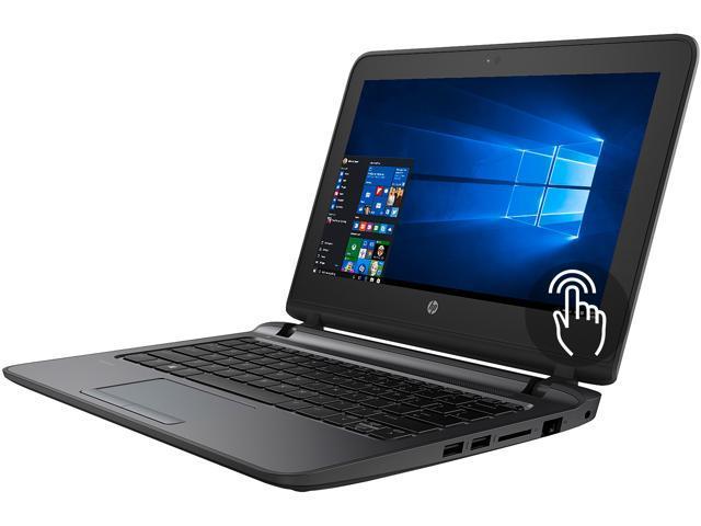 Hp Laptop Probook 11 Ee G2 4hy34up Aba Intel Core I3 6th Gen 6100u 2 30 Ghz 8 Gb Memory 128 Gb Ssd Intel Hd Graphics 520 11 6 Touchscreen Windows 10 Pro 64 Bit Newegg Com