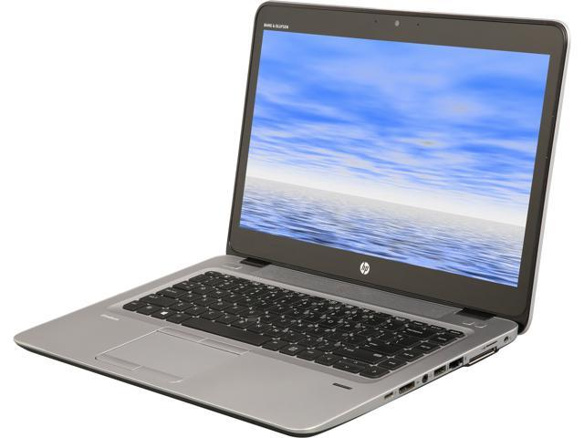 Refurbished: HP Grade B Laptop EliteBook 840 G3 Intel Core i7 6th Gen 6600U  (2 60 GHz) 16 GB Memory 512 GB SSD 14 0