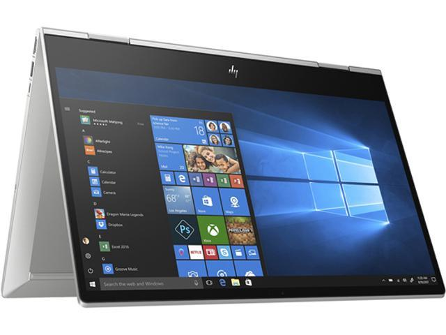 "HP ENVY x360 15-dr0090ca Intel Core i5 8th Gen 8265U (1.60 GHz) 8 GB Memory 256 GB SSD Intel UHD Graphics 620 15.6"" Touchscreen 1920 x 1080 Convertible Bilingual 2-in-1 Laptop Windows 10 Home 64-bit"
