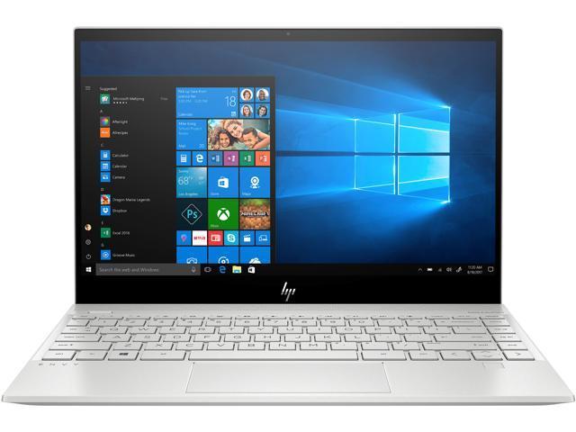 "HP Laptop ENVY 13-aq0005nr Intel Core i7 8th Gen 8565U (1.80 GHz) 8 GB Memory 256 GB SSD Intel UHD Graphics 620 13.3"" Touchscreen Windows 10 Home 64-bit"