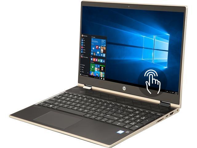 Refurbished: HP Pavilion x360 15-cr0087cl 2-in-1 Laptop Intel Core i5-8250U  1 60 GHz 15 6
