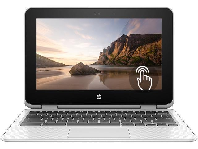 Refurbished: HP Chromebook x360 11-AE131NR Chromebook 11 6