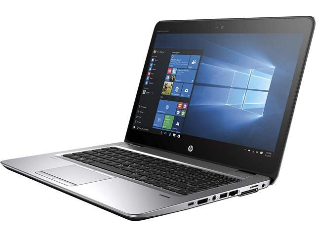 Refurbished: HP Laptop EliteBook 745 G5 4JB90UTR#ABA AMD Ryzen 7 2700U  (2 20 GHz) 8 GB Memory 256 GB SSD AMD Radeon RX Vega 10 14 0