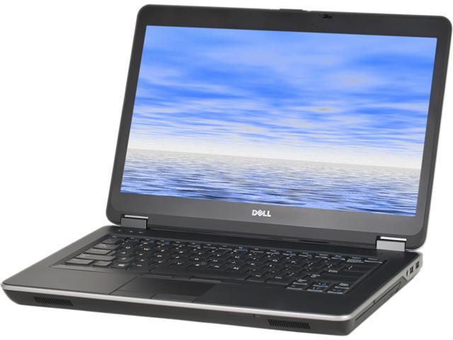 "DELL Grade B Laptop E6440 Intel Core i5 4th Gen 4300M (2.60 GHz) 4 GB Memory 320 GB HDD Intel HD Graphics 4400 14.0"" Windows 10 Pro 64-Bit"