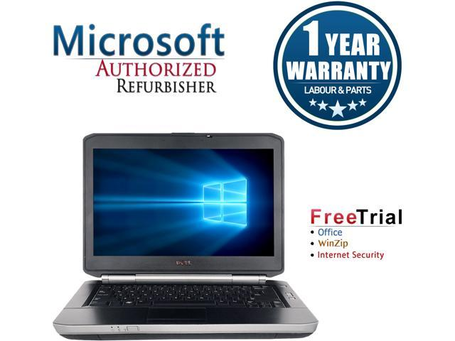 Refurbished: DELL Laptop Latitude E5430 Intel Core i5 3rd Gen 3320M (2 60  GHz) 8 GB Memory 1 TB HDD Intel HD Graphics 4000 14 0