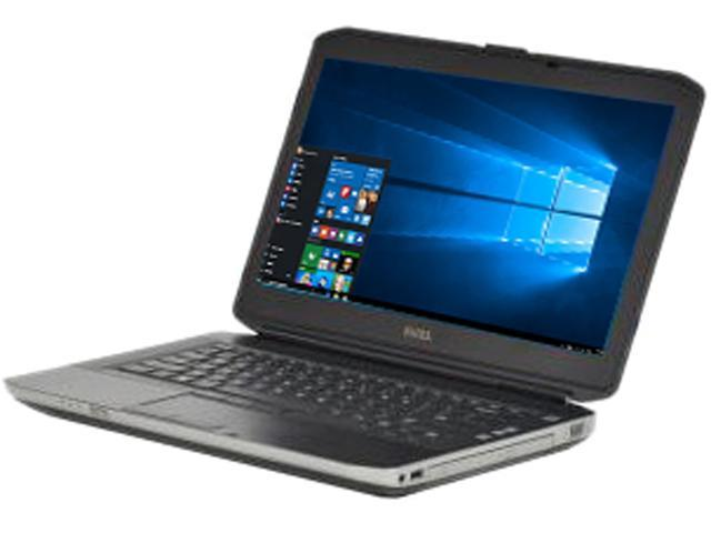 Refurbished: DELL Laptop Latitude E5430 3rd Gen Intel Core i5 2 50 GHz 4 GB  Memory 250 GB HDD 14 0