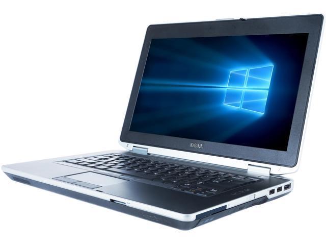 Refurbished: DELL Laptop Latitude E6430 Intel Core i7 3rd Gen 3720QM (2 60  GHz) 8 GB Memory 1 TB HDD Intel HD Graphics 4000 14 0