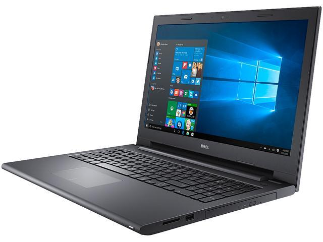 DELL Laptop Inspiron 15 i3542-4666SLV Intel Core i3 4th Gen 4005U (1 7 GHz)  4 GB Memory 500 GB HDD NVIDIA GeForce 820M 15 6