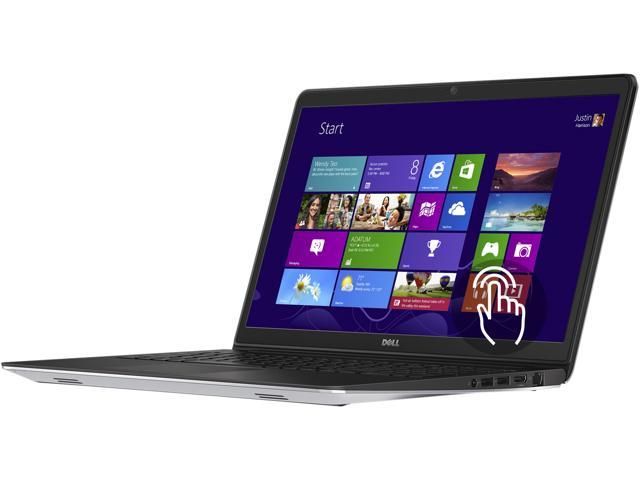 DELL Laptop Inspiron 15 5000 i5545-3750sLV AMD A10-Series A10-7300 (1 90  GHz) 8 GB Memory 1 TB HDD AMD Radeon R6 Series 15 6