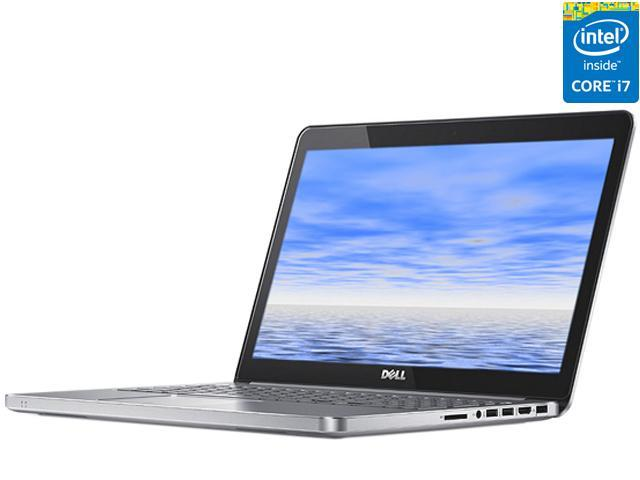 DELL Laptop Inspiron 15 7000 i7537T-2786sLV Intel Core i7 4th Gen 4510U  (2 00 GHz) 8 GB Memory 1 TB HDD Intel HD Graphics 4400 15 6
