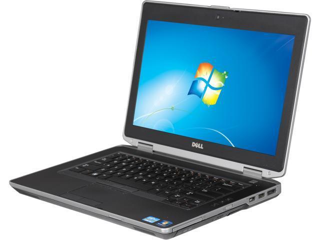 Refurbished: DELL Laptop Latitude E6430 Intel Core i5 3rd Gen 3320M (2 60  GHz) 8 GB Memory 256 GB SSD Intel HD Graphics 4000 14 0