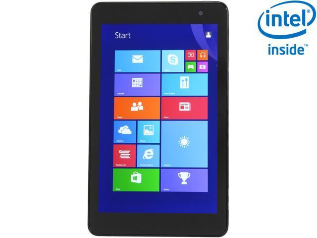 dell venue 8 pro tablet pc intel atom z3740d quad core 2gb ram