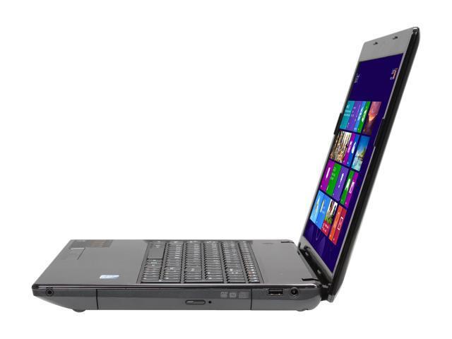 Lenovo Laptop IdeaPad G580 (59345886) Intel Pentium dual-core B960 (2 2  GHz) 4 GB Memory 320 GB HDD Intel HD Graphics 15 6