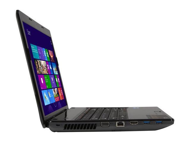 Lenovo Laptop G580 (59344054) Intel Core i5 3rd Gen 3210M (2 50 GHz) 4 GB  Memory 500 GB HDD Intel HD Graphics 4000 15 6