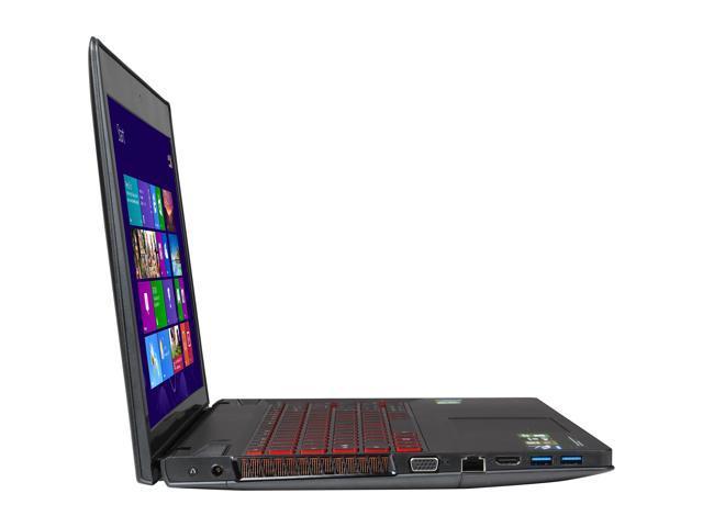Lenovo Y510p (59388313) Gaming Laptop Intel Core i7-4700MQ 2 4GHz 15 6