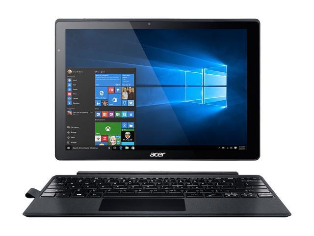 Acer Aspire Switch Alpha 12 SA5-271-57DS Intel Core i5 6th Gen 6200U (2 30  GHz) 8 GB Memory 128 GB SSD 12