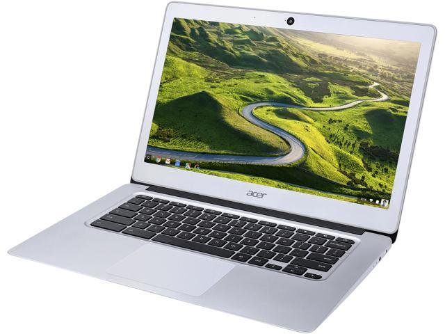Acer Chromebook 14 CB3-431-C5FM Chromebook Intel Celeron N3160 (1 60 GHz) 4  GB LPDDR3 Memory 32 GB Flash 14 0