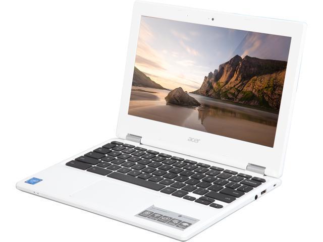 Refurbished: Acer CB3-131-C3KD Chromebook 11 6