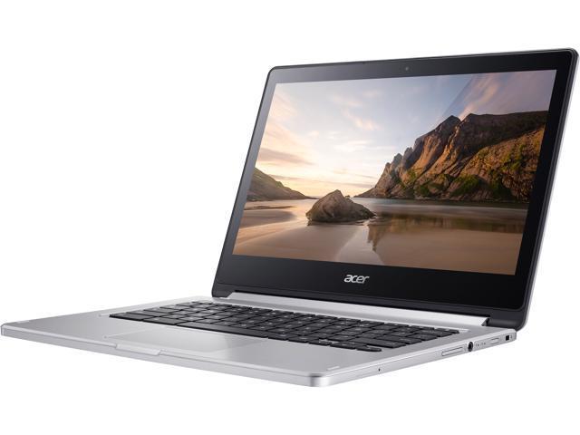 Acer R13 CB5-312T-K40U Chromebook MTK MT8173C (2 1 GHz) 4 GB LPDDR3 Memory  64 GB Internal Storage 13 3