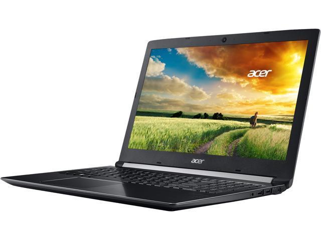 Acer Laptop Aspire 5 A515-51G-58SA Intel Core i5 7th Gen 7200U (2 50 GHz) 8  GB Memory 256 GB SSD NVIDIA GeForce MX150 15 6