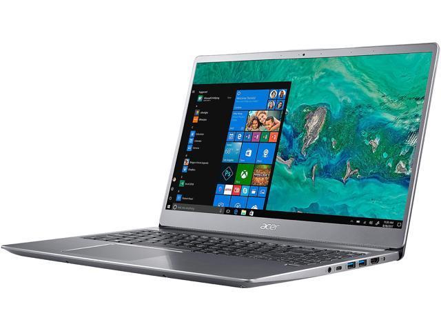 Acer Laptop SF315-52G-56M7 Intel Core i5 8250U (1 60 GHz) 8 GB Memory 1 TB  HDD 128 GB SSD NVIDIA GeForce MX150 15 6