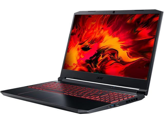 "Acer Nitro 5 Gaming Laptop - 15.6"" FHD, Intel Core i5-10300H, GeForce GTX  1650 Ti, 16 GB DDR4, 512 GB SSD (AN515-55-54Q0) - Newegg.com"