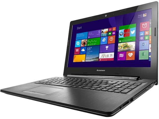 "Lenovo Laptop G50 (80E501B4US) Intel Core i5 5th Gen 5200U (2.20 GHz) 6 GB Memory 1 TB HDD Intel HD Graphics 5500 15.6"" Windows 8.1 64-Bit"