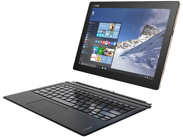 Lenovo IdeaPad Miix 700 80QL0020US Intel Core M5 6Y54 (1 10 GHz) 8 GB  Memory 256 GB SSD Intel HD Graphics 515 12