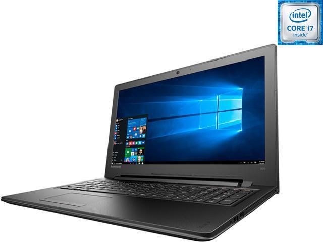 Lenovo Laptop IdeaPad 300 80Q700V7US Intel Core i7 6th Gen 6500U (2 50 GHz)  8 GB Memory 1 TB HDD Intel HD Graphics 520 15 6