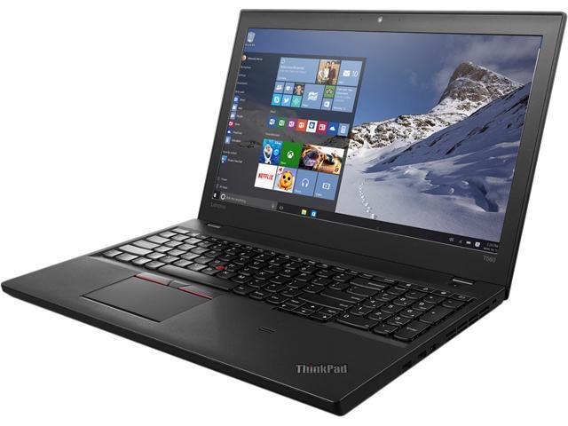 thinkpad laptop t series t560 20fh001qus intel core i5 6th gen rh newegg com T520 ThinkPad T-Series ThinkPad T450