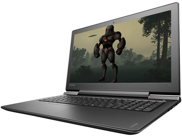 Used - Very Good: Lenovo 700 (80RU00FSUS) Gaming Laptop Intel Core  i7-6700HQ 2 6 GHz 15 6
