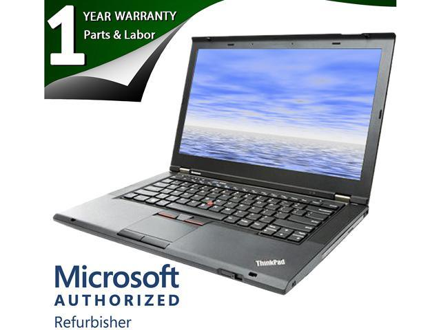 Refurbished: Lenovo Thinkpad T430 Laptop with Docking Stations Intel Core  i5 3320M (2 6 GHz) 8 GB Memory 240 GB SSD Windows 10 Pro - Newegg ca