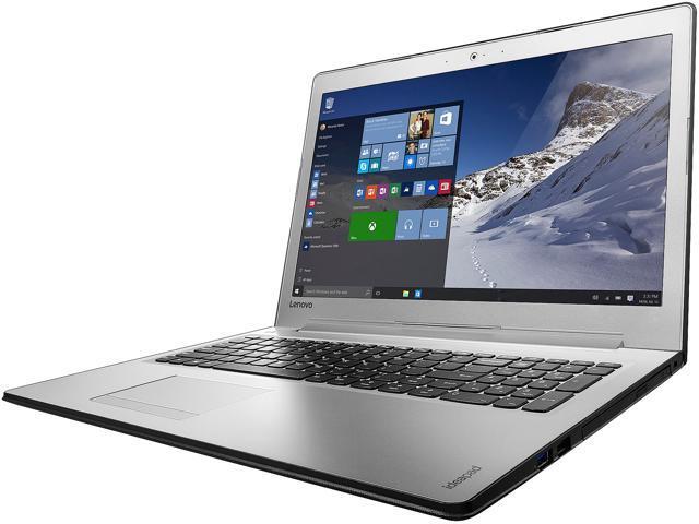 Lenovo Laptop IdeaPad 80SV0058US Intel Core i7 7th Gen 7500U (2 70 GHz) 12  GB Memory 256 GB SSD NVIDIA GeForce 940MX 15 6