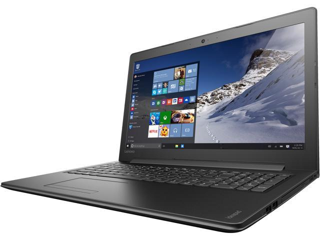 Lenovo Laptop IdeaPad 310 (80ST001NUS) AMD A12-Series A12-9700P (2 50 GHz)  12 GB Memory 1 TB HDD AMD Radeon R5 Series 15 6