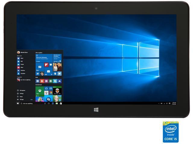 DELL Venue 11 Pro 7139 Intel Core i5 4th Gen 4300Y (1 60 GHz) 8 GB Memory  256 GB SSD 10 8