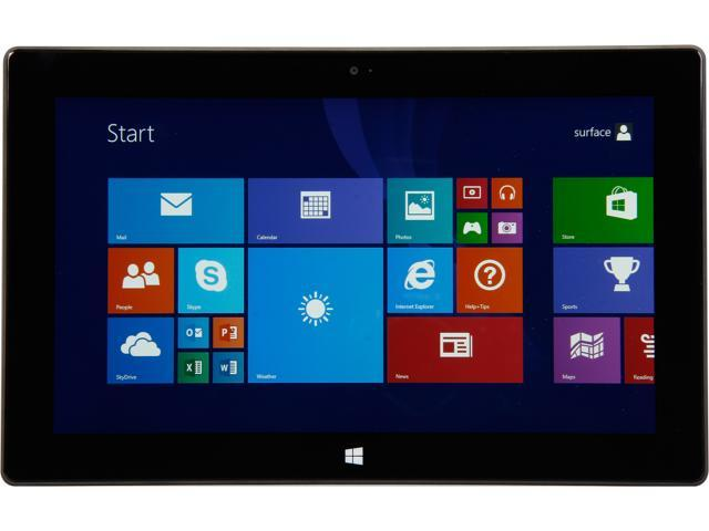 Refurbished: Microsoft P5T-00002 Surface 64GB Windows RT - Newegg com