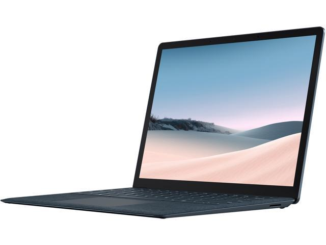 "Microsoft Surface Laptop 3 - 13.5"" Touch-Screen - Intel Core i7 - 16 GB Memory - 512 GB Solid State Drive (Latest Model) - Cobalt Blue with Alcantara"