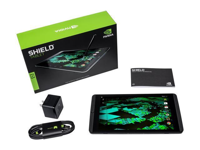 NVIDIA SHIELD Tablet (32GB, 4G LTE) – Unlocked - Newegg com