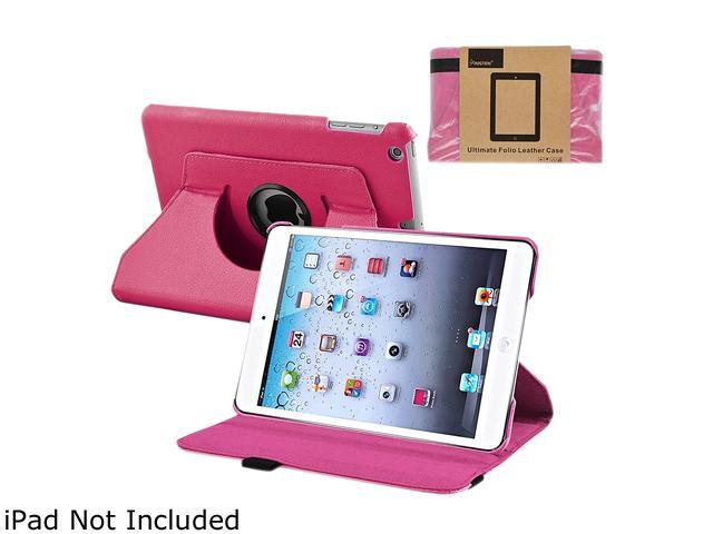 360 Rotating Retina Folio Leather Smart Stand Case Cover For Apple iPad Mini 4