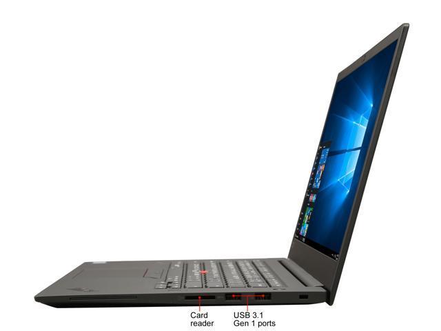 Lenovo Laptop ThinkPad X1 Extreme 20MF000LUS Intel Core i7 8th Gen 8750H  (2 20 GHz) 16 GB Memory 512 GB SSD NVIDIA GeForce GTX 1050 Ti 15 6