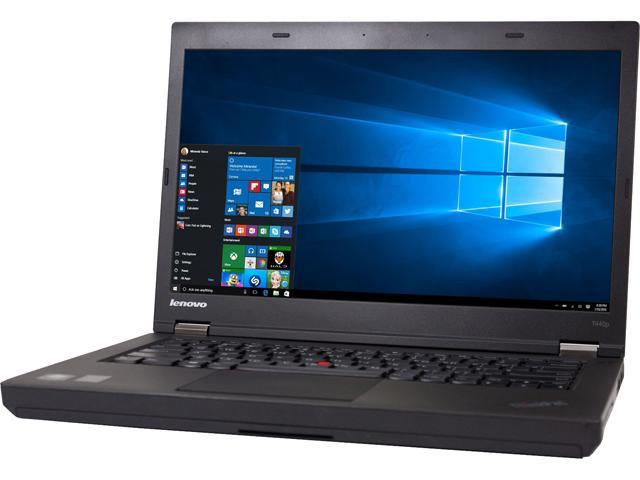 Refurbished: Lenovo T440P Core i7-4600M 2 9GHz A GRADE Refurbished Laptop -  Newegg com