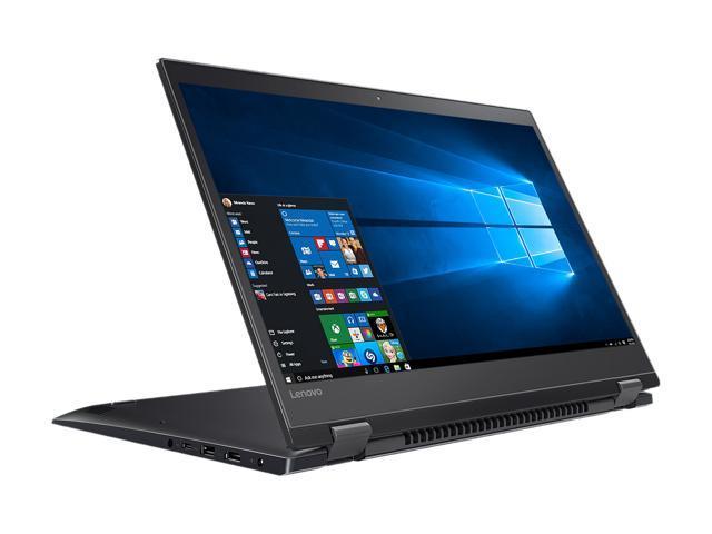 8550U (1.80 GHz) 16 GB Memory 256 SSD 1 TB HDD Intel UHD Graphics 620 15.6\ Lenovo Flex 5 1570 (81CA000VUS) 2-in-1 Laptop Core i7-8550U