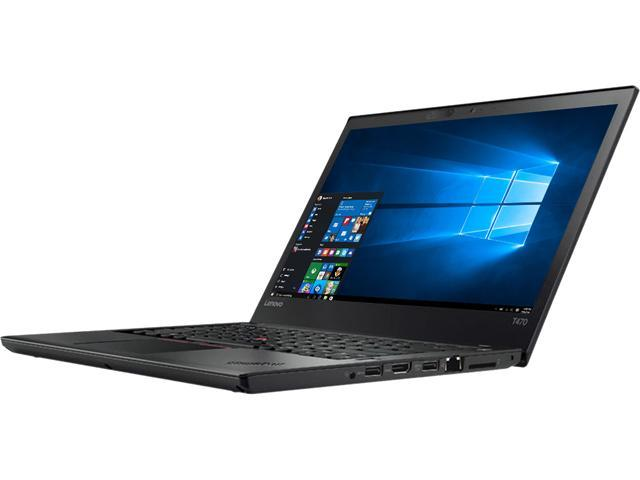 "Lenovo ThinkPad T470 20HD0066US 14"" Touchscreen LCD Notebook"