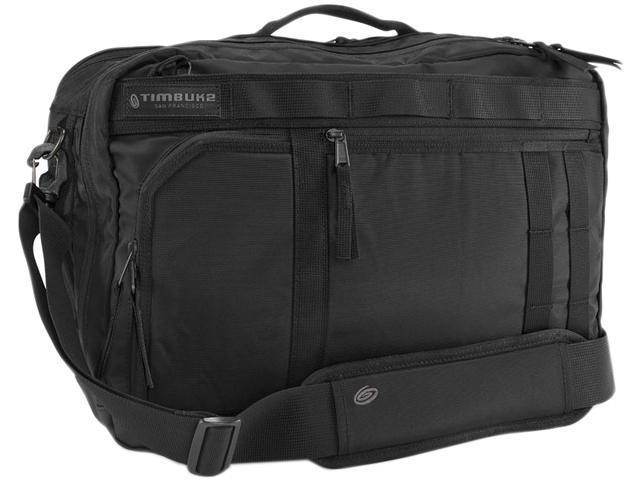 40a54664d2d Timbuk2 Ace Laptop Backpack Messenger Bag Black - Nylon 354-4-2001 up to