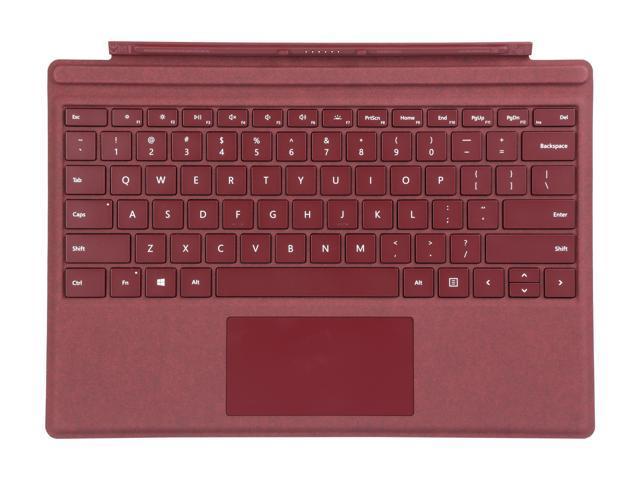 Microsoft Surface Go Signature Type Cover Burgundy p//n kcs-00041