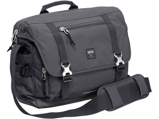 Stm Trust Laptop Shoulder Bag For 15 Graphite